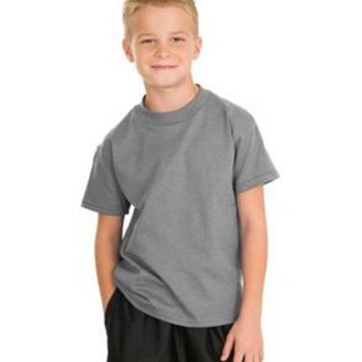 Youth Tagless ® 100% Cotton T Shirt Thumbnail
