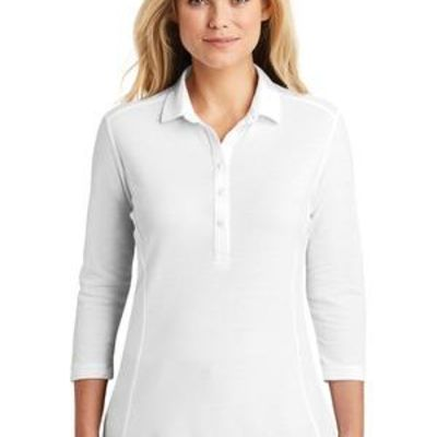 Ladies Coastal Cotton Blend Polo Thumbnail