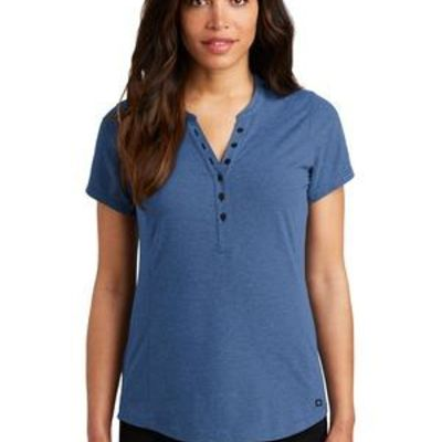 ® Ladies Tread Henley Thumbnail