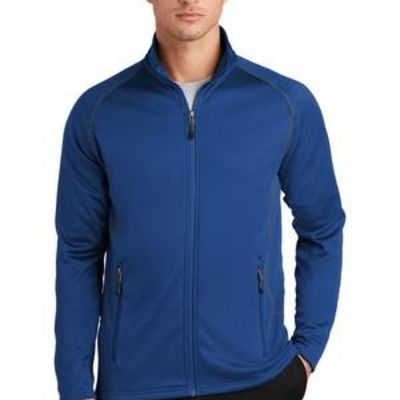 ® Smooth Fleece Base Layer Full Zip Thumbnail