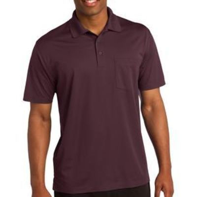Micropique Sport Wick ® Pocket Polo Thumbnail
