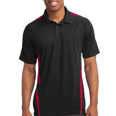 PosiCharge ® Micro Mesh Colorblock Polo Thumbnail