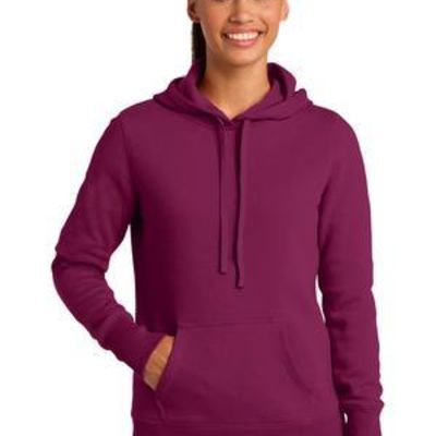 Ladies Pullover Hooded Sweatshirt Thumbnail