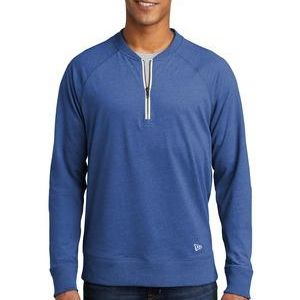 ® Sueded Cotton Blend 1/4 Zip Pullover Thumbnail