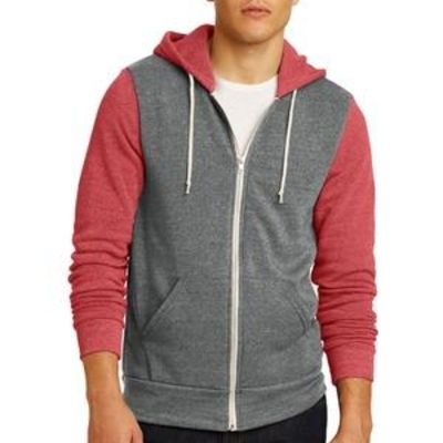Alternative Colorblock Rocky Eco ™ Fleece Zip Hoodie Thumbnail