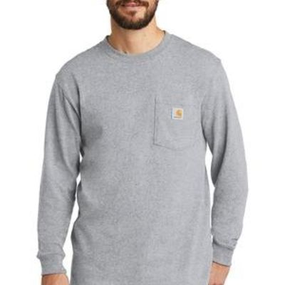 ® Workwear Pocket Long Sleeve T Shirt Thumbnail