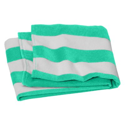 ® Value Cabana Stripe Beach Towel Thumbnail