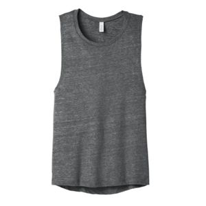 Women's Flowy Scoop Muscle Tank Thumbnail