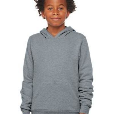 Youth Sponge Fleece Pullover Hoodie Thumbnail