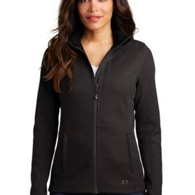 ® Ladies Grit Fleece Jacket Thumbnail