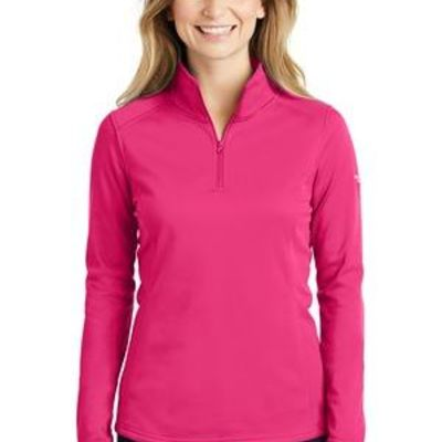 ® Ladies Tech 1/4 Zip Fleece Thumbnail