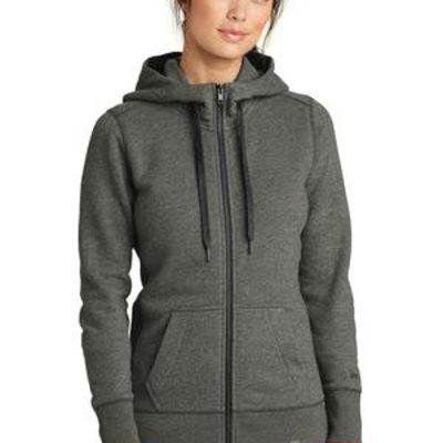 ® Ladies French Terry Full Zip Hoodie Thumbnail