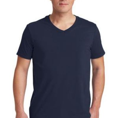 Softstyle ® V Neck T Shirt Thumbnail