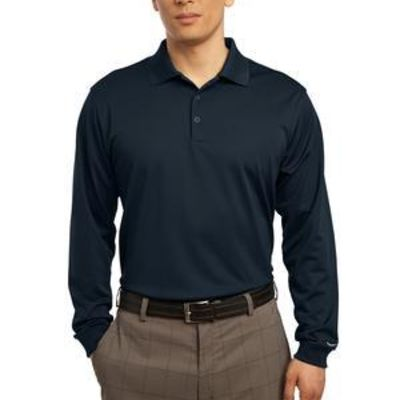 Tall Long Sleeve Dri FIT Stretch Tech Polo Thumbnail