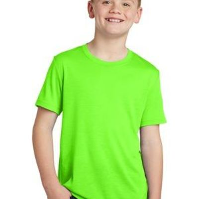 Youth PosiCharge ® Competitor ™ Cotton Touch ™ Tee Thumbnail