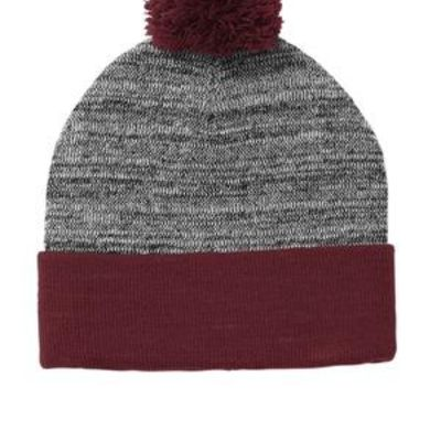 ® Heather Pom Pom Beanie Thumbnail